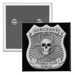 Zombie Task Force - Sergeant Badge Buttons