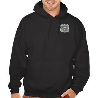 Zombie Task Force - Sergeant Badge Sweatshirts