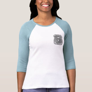 Zombie Task Force - Sergeant Badge T-shirts