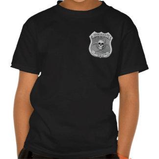 Zombie Task Force - Sergeant Badge Tees