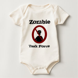 Zombie Task Force!!! Baby Creeper