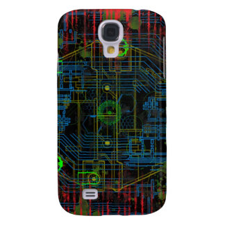 Zombie-Tech A IPhone 3 Galaxy S4 Cover