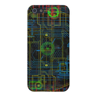 Zombie-Tech A IPhone 4 Case For iPhone SE/5/5s