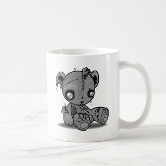 Zombie Teddy Bear Mug