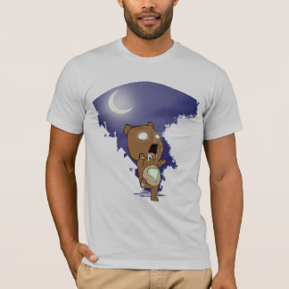 Zombie Teddy Tee Shirt