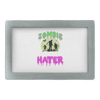 Zombie tee belt buckle