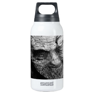 zombie thermos water bottle