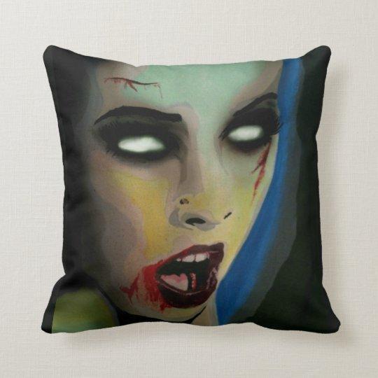 """Zombie Throw Pillow 20"""" x 20"""""""