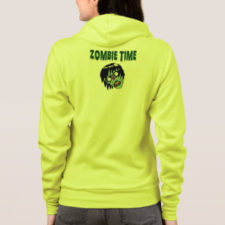 Zombie Time Hoodie