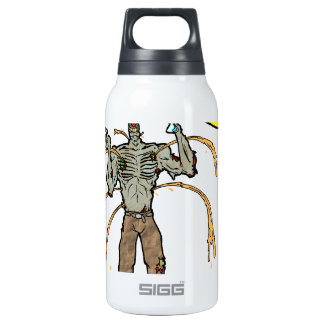 Zombie Toast Insulated Water Bottle