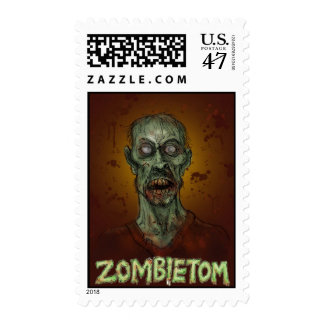 zombie tom stamps