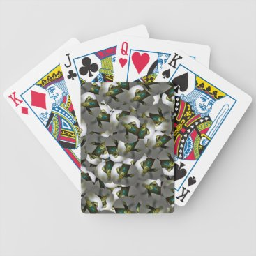 Halloween Themed zombie toy design Halloween gifts Bicycle Playing Cards