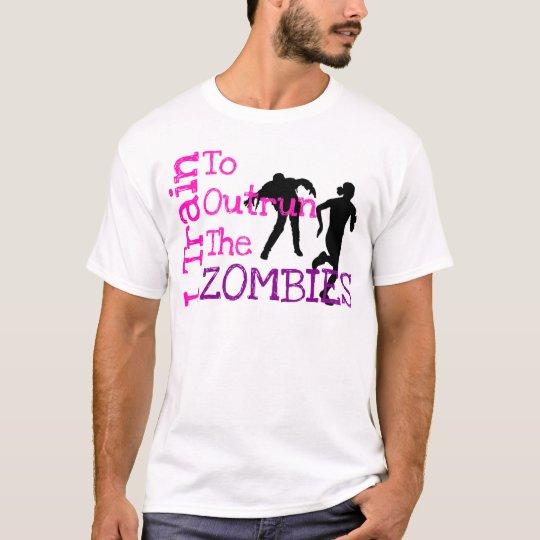 Zombie Training T-Shirt