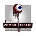 Zombie Treats T-Shirts                                        and Hoodies shirt