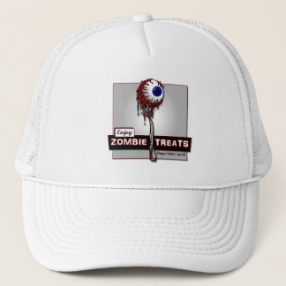 Zombie Treats T-Shirts and Hoodies Trucker Hat
