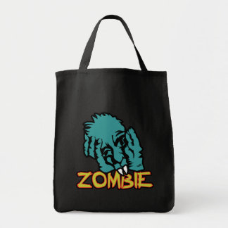 Zombie Trick Or Treat Bag