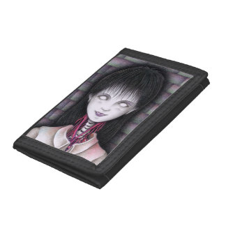 Zombie Trifold Wallet