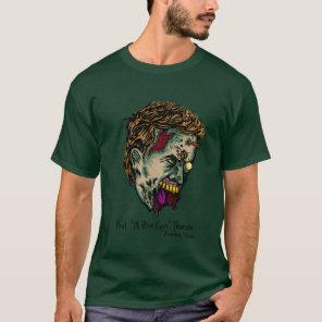 Zombie Troika - Poul Thomsen T-Shirt