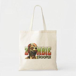 Zombie Trooper Canvas Bag