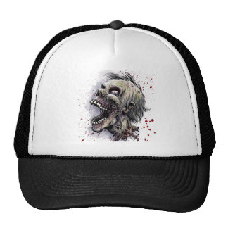 Zombie Trucker Hat 3