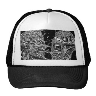 Zombie Trucker Hat 5
