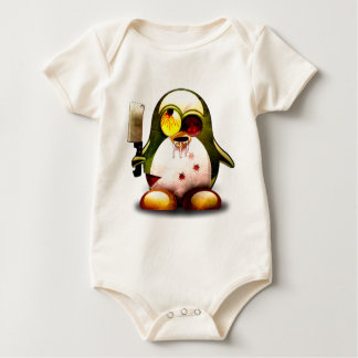 Zombie Tux (Linux Tux) Baby Creeper