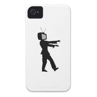 Zombie TV Case-Mate iPhone 4 Cases