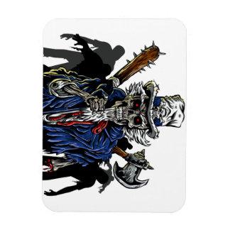 Zombie Uncle Sam Magnet