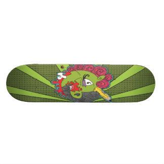 Zombie Unicorn Skateboard