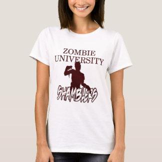 Zombie University Shamblers - Blood Red T-Shirt