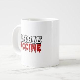Zombie Vaccine Giant Coffee Mug