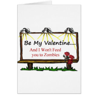 Monsters Valentine Greeting Cards  Zazzle