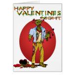 Zombie Valentines Card