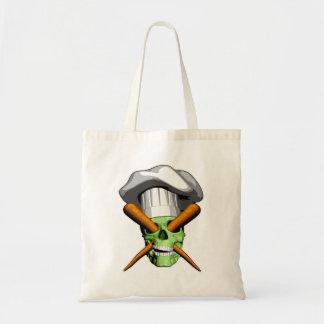 Zombie Vegan Canvas Bag