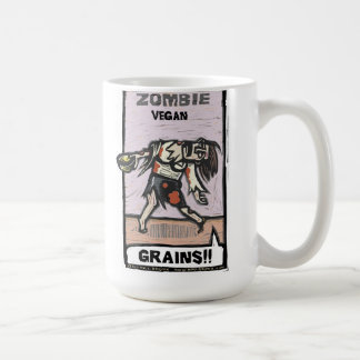 Zombie Vegan - cup