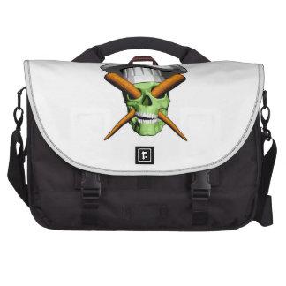 Zombie Vegan Commuter Bag