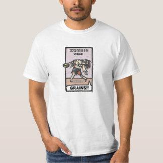 Zombie Vegan T Shirt