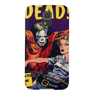 Zombie - Vintage Horror Comic Case For Galaxy S5