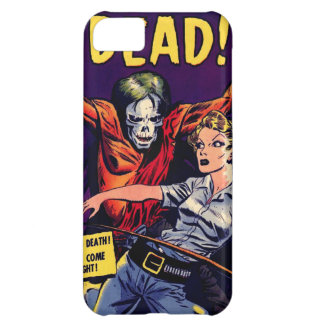 Zombie - Vintage Horror Comic Case For iPhone 5C