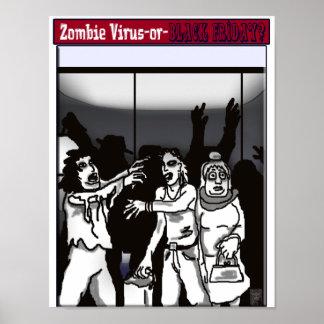 zombie virus? poster