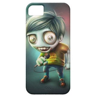 zombie vocalist iPhone SE/5/5s case