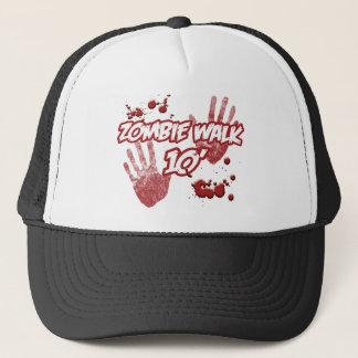 ZOMBIE-WALK-10' TRUCKER HAT