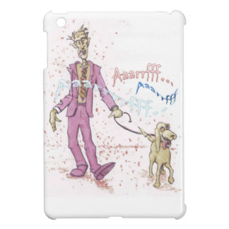 Zombie Walking Dog iPad Mini Covers