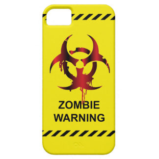 Zombie Warning Case-Mate iPhone 5 iPhone 5 Cases