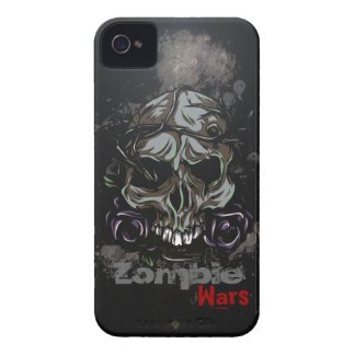Zombie Wars iPhone 4 Case