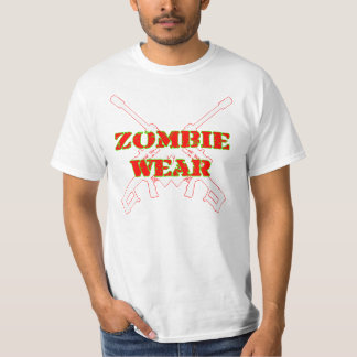 Zombie Wear .50 Caliber T-Shirt