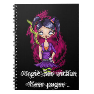 Zombie Witch Notebook
