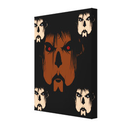Zombie Wrapped Canvas (Gloss)