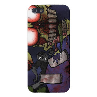 Zombie WTF iPhone Cover