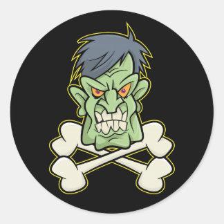 Zombie Xbones '003' Stickers